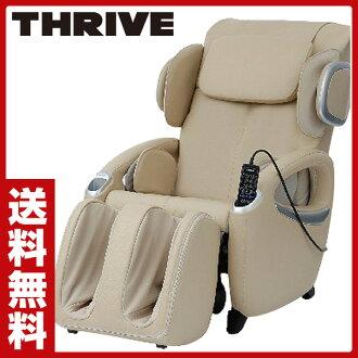 suraivu(THRIVE)按摩椅舒适指定席CHD-5536C浅驼色按摩器按摩机椅子型气囊