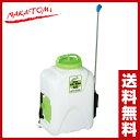 【あす楽】 ナカトミ(NAKATOMI) 充電式背負い噴霧器 SPB-1210 充電噴霧器 ガーデニング 家庭菜園 【送料無料】