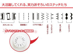シンガー(SINGER)電動ミシンAmitySN20A