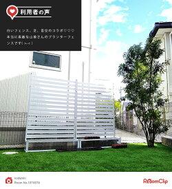 山善(YAMAZEN)ガーデンマスターアルミプランターフェンス(幅120高さ180)KAPF-1218