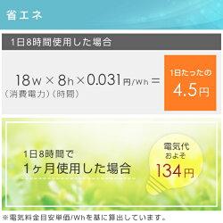 山善YAMAZEN20cmDCサーキュレーターエアーサーキュレーター360度首振りYAR-CD20(W)