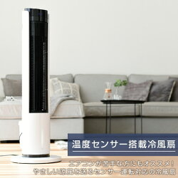 山善(YAMAZEN)冷風扇扇風機(リモコン)風量5段階FCR-BWG40ホワイト