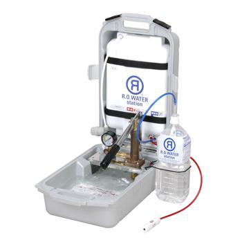 携行用浄水器 レスキューアクア911