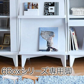 キャビネット脚 北欧 カントリー 6BOXシリーズ スライド本棚 スライド式書棚 スライドラック 文庫本 ラック 薄型 大容量 可動式 漫画 コミック収納 収納 家具 棚