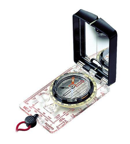 スント(SUUNTO) MC-2 G MIRROR COMPASS (コンパス 方位磁石) SS004252010