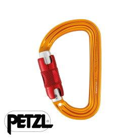 ペツル(PETZL) エスエムディ ツイストロック (カラビナ) M39ARL