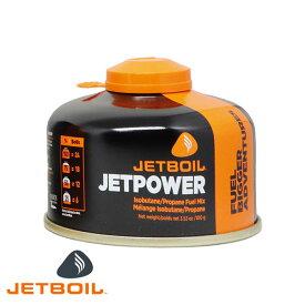 【9/23までP2倍】ジェットボイル ジェットパワーガスカートリッジ100g ガスカートリッジ 1824332