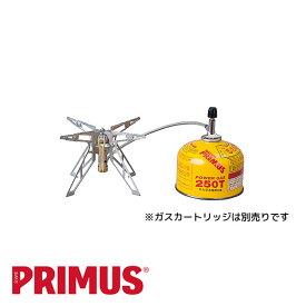 【10/25限定 Rカード&エントリーでP+8倍】(PRIMUS) 155S ウルトラ・スパイダーストーブII (ガス バーナー ストーブ) P155S プリムス
