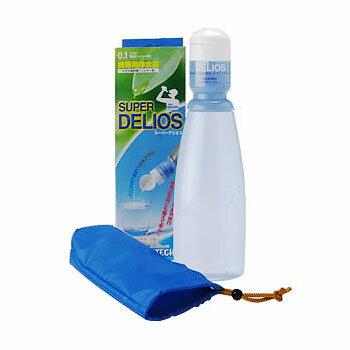 デリオス(DERIOS) 携帯用浄水器 スーパーデリオス (エマージェンシー 浄水器) DERIOSE
