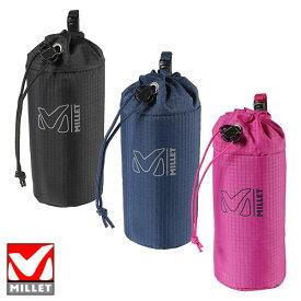 【ポイントUP中】(MILLET) BOTTLE HOLDER 500ML (ボトルポーチ ボトルホルダー) MIS0662 ミレー