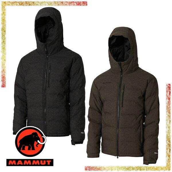 【特価】 マムート(MAMMUT) SERAC Hoody Melange Down Jacket Men (メンズ/ジャケット ダウン インシュレーション) 1013-23081