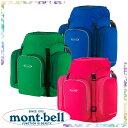 【モンベル mont‐bell】 トリプルポケットパック 40(キッズ 子供用)