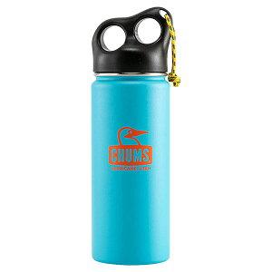 【ポイントUP中】チャムス アウトドア食器・燃料 キャンパーステンレスボトル550 Camper Stainless Bottle 550 CH621391 Blue