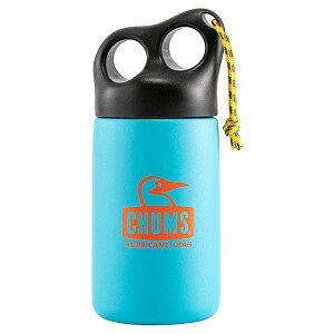 【ポイントUP中】チャムス アウトドア食器・燃料 キャンパーステンレスボトル320 Camper Stainless Bottle 320 CH621409 Blue