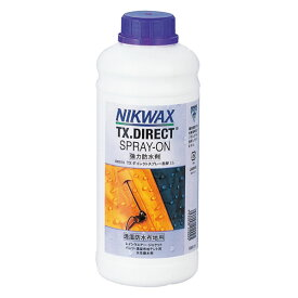 NIKWAX(ニクワックス)アウトドアTX.ダイレクトスプレー詰替_1_L EBE573