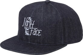 THE NORTH FACE(ノースフェイス)アウトドア帽子TNFトラッカーキャップ(ユニセックス) TNF Trucker CapNN41811インディゴ2