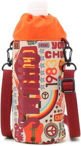 CHUMS チャムスアウトドアリサイクルボトルホルダー Recycle Bottle Holder ドリンクホルダー ペットボトル 水筒 ランチ アウトドア フェス 旅行 部活 遠足CH603139Z193