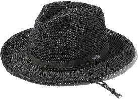 【20日限定P最大10倍】THE NORTH FACE ノースフェイスアウトドアRaffia Hat ラフィアハット 帽子 ハット ノース 麦わら帽子 NN01554KK