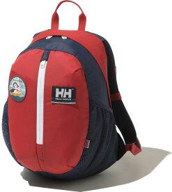 【20日限定 P最大10倍】HELLY HANSEN ヘリーハンセンアウトドアKスカルスティンパック15 K Skarstind Pack 15 リュック バックパック リュックサック キッズ 子供 ジュニア 遠足 キャンプ バッグHYJ92150R