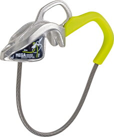 EDELRID(エーデルリッド)メガジュル ビレイデバイス ビレーデバイス 登山 クライミング アウトドア 用品 道具 ツール ER71784GR