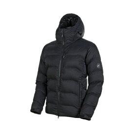 【送料無料ライン対応ショップ】MAMMUT(マムート)アウトドアXeron IN Hooded Jacket AF Men 1013−00701 ジャケット ダウン アウター 防寒 防風 撥水 軽量1013007010001