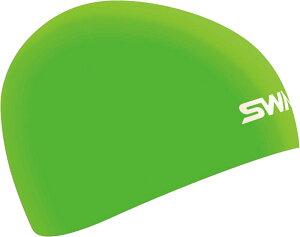 【11/25(水)限定★ポイント5倍】SWANS(スワンズ)水泳水球競技スイミングキャップ SA−10 [シリコーン]SA10FG