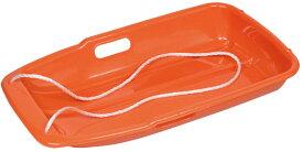 【9日20時から10日P最大10倍】CAPTAIN STAG(キャプテンスタッグ)スノーボードスノーボート タイプ-1 小 (オレンジ) ME-1554ME1554
