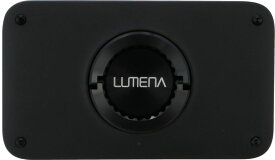 【25日限定 P最大10倍】LUMENA(ルーメナー)アウトドアルーメナー ツー メタルブラック 充電式LEDランタン 防水・バッテリー機能付き LUMENA 2 アウトドア キャンプ バーベキュー BBQ 防災 停電対策LUMENA2BK