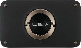 【25日限定 P最大10倍】LUMENA(ルーメナー)アウトドアルーメナー ツー メタルブラウン 充電式LEDランタン 防水・バッテリー機能付き LUMENA 2 アウトドア キャンプ バーベキュー BBQ 防災 停電対策LUMENA2BR