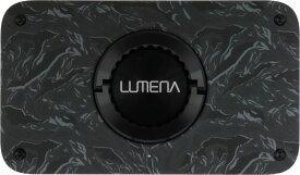 【25日限定 P最大10倍】LUMENA(ルーメナー)アウトドアルーメナー ツー 迷彩ブラック 充電式LEDランタン 防水・バッテリー機能付き LUMENA 2 アウトドア キャンプ バーベキュー BBQ 防災 停電対策LUMENA2KB