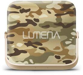 【15日限定P最大10倍】LUMENA(ルーメナー)アウトドア充電式LEDランタン LUMENA7 ルーメナー7 迷彩グリーン キャンプ アウトドア 防災グッズLUMENA7GRN