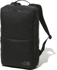 【20日限定 P最大10倍】THE NORTH FACE ノースフェイスアウトドアシャトルデイパックスリム Shuttle Daypack Slim 18L 薄型 リュック バックパック デイパック ビジネス PC収納 出張 鞄 かばん バッグ メンズ レディースNM82055K