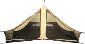 Canadian East(カナディアンイースト)Gloke12 BLACK HalfInner グロッケ12 ブラック用 ハーフインナー テント インナーテントCETO1026