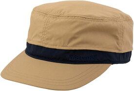 Marmot(マーモット)アウトドアビーシーワークキャップ(フリースライナーイヤーウォーマー付き) BC Work Cap 帽子 アウトドア キャップ 日よけ トレッキング 耳あて付きTOAOJC37BG