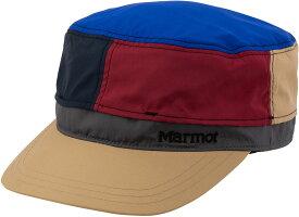 Marmot(マーモット)アウトドアビーシーワークキャップ(フリースライナーイヤーウォーマー付き) BC Work Cap 帽子 アウトドア キャップ 日よけ トレッキング 耳あて付きTOAOJC37BML