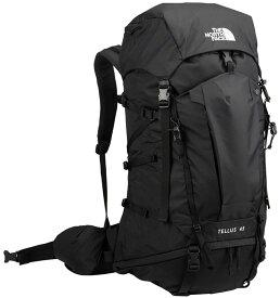 THE NORTH FACE ノースフェイスアウトドアテルス45 Tellus 45 登山 トレッキング 小屋泊 テント泊 オールラウンド リュック バックパック 鞄 バッグ かばん アウトドアNM61809K