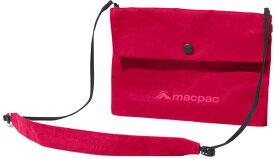 MACPAC(マックパック)トレックミュゼット Trek Musette ショルダーバッグ ミュゼットバッグ サコッシュ かばん 鞄 バッグ キャンプ ファッション 通勤 通学 メンズ レディースMM81911CS