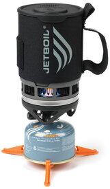 JETBOIL(ジェットボイル)アウトドアジェットボイル ZIP バーナー シングルバーナー コンロ アウトドア キャンプ クッカー ストーブ 調理 料理 器具 道具1824325BK