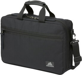 GREGORY(グレゴリー)カジュアルカバートミッション ブラック COVERT MISSION ショルダー バッグ 鞄 かばん ビジネス 通勤 通学 出張 旅行 トラベル メンズ レディース1197171041