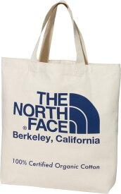 THE NORTH FACE(ノースフェイス)アウトドアTNFオーガニックコットントート TNF Organic Cotton Tote トート バッグ かばん 鞄NM81971SO
