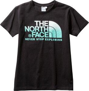 THE NORTH FACE(ノースフェイス)ショートスリーブTNFドットグラデーションティー(レディース) S/S TNF Dot Gradation Tee Tシャツ ティーシャツ 半袖 ロゴTNTW31901K