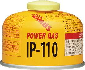 PRIMUS(プリムス)アウトドアグッズその他GAS CARTRIDGE 小型ガス IP110