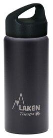 LAKEN(ラーケン)アウトドア食器・燃料クラシック・サーモ0.5L ブラックPLTA5N
