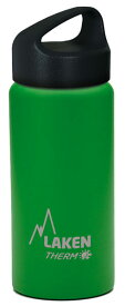 LAKEN(ラーケン)アウトドア食器・燃料クラシック・サーモ0.5L グリーンPLTA5V