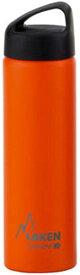 LAKEN(ラーケン)アウトドアグッズその他クラシック・サーモ 0.75L (オレンジ) PL−TA7−OPLTA7O