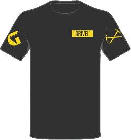Grivel(グリベル)アウトドアグリベルロゴT GV−PCTSHIRTGVPCTSHIRT