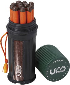 UCO(ユーコ)アウトドアタイタン ストームプルーフマッチ キット 2416224162