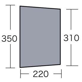 小川キャンパル(OGAWA CAMPAL)アウトドアマルチシート_パラディオ56用1364