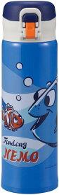 CAPTAIN STAG(キャプテンスタッグ)アウトドアディズニー 軽量ワンタッチパーソナルボトル500(ファインディング・ニモ/フレンズ) MA−2167MA2167