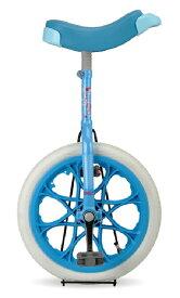 CAPTAIN STAG(キャプテンスタッグ)アウトドアアステリア 18 一輪車 (ホワイト/ブルー)YC9838